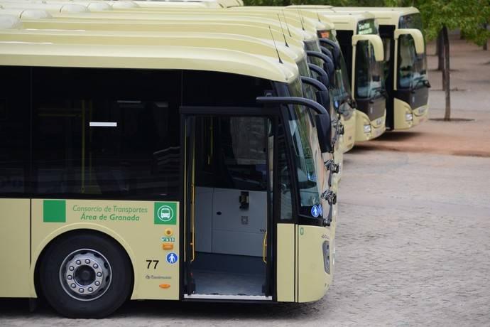 El Consorcio de Granada supera los 16 millones de viajeros en 2019