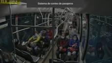 """Proyecto """"Buslab"""", prueba piloto del primer autobús que podrá medir el aforo"""