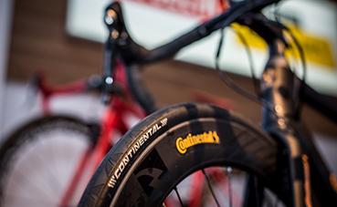 Continental refuerza su apuesta por la seguridad del ciclismo en carretera