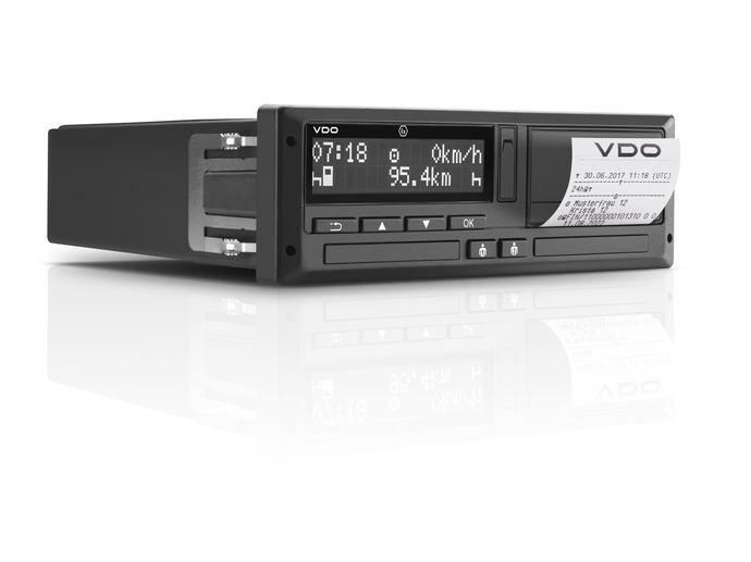 Nueva versión de tacógrafo DTCO 4.0e, hacia el tacógrafo del futuro