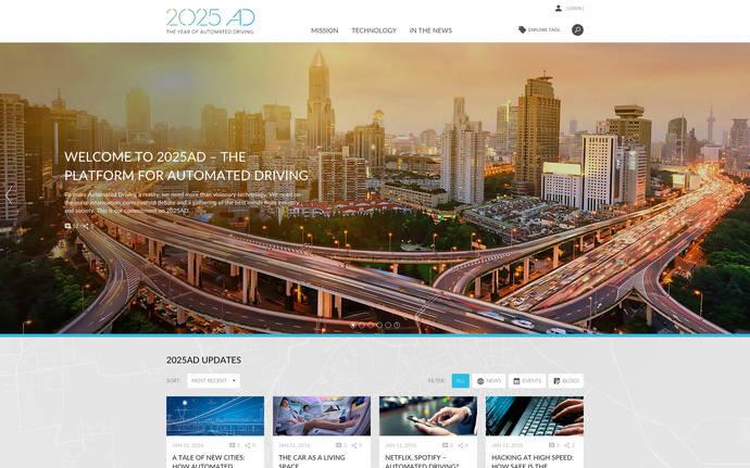Continental invita al diálogo internacional sobre conducción automatizada