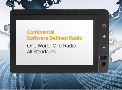 Continental desarrolla una pequeña y novedosa plataforma de car-audio
