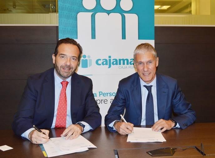 Cajamar facilitará crédito a 328 cooperativas del transporte