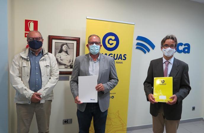 Guaguas promociona los proyectos socioculturales de Radio ECCA