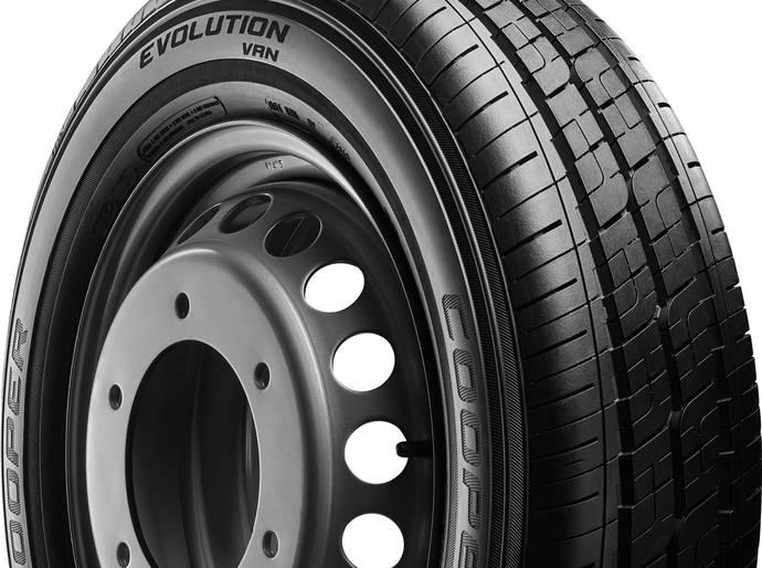 Nuevo neumático Cooper Evolution Van, creado para durar