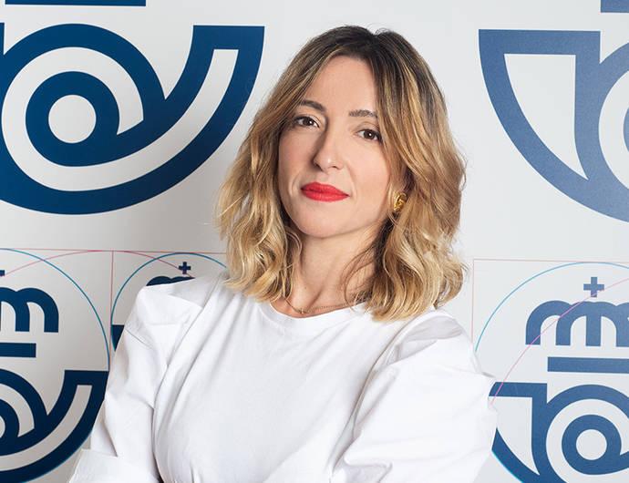 Eva Pavo es la Directora de Marketing de Correos.