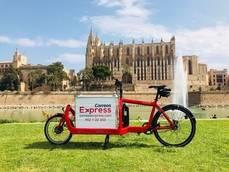 Mares, el proyecto de Correos Express para el reparto sostenible
