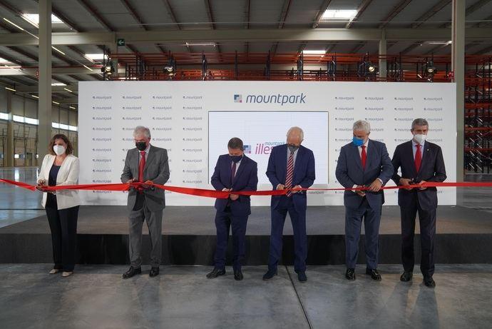 Mountpark y Carreras: nuevo centro de 85.624 m2, en Central Iberum