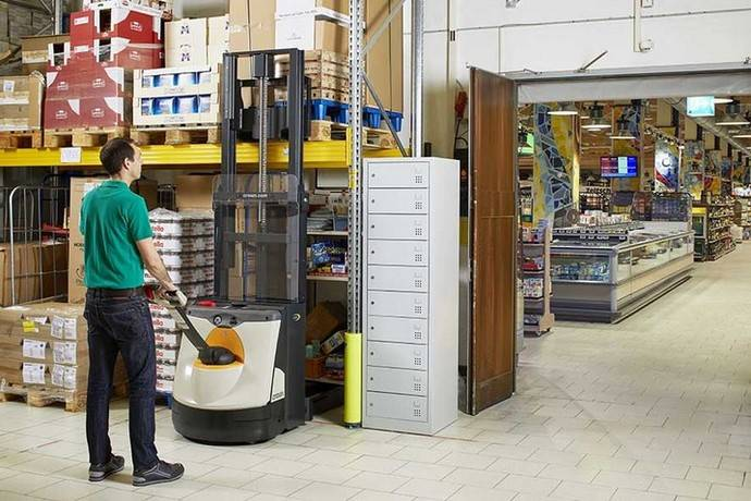 Crown lleva al SIL sus soluciones en manipulación de mercancías