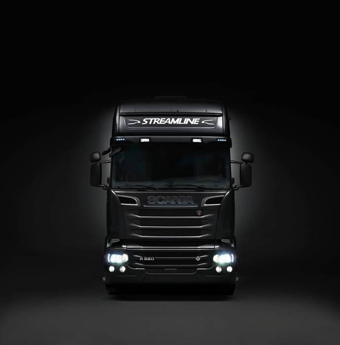 Scania lanza la edición especial Crown Edition