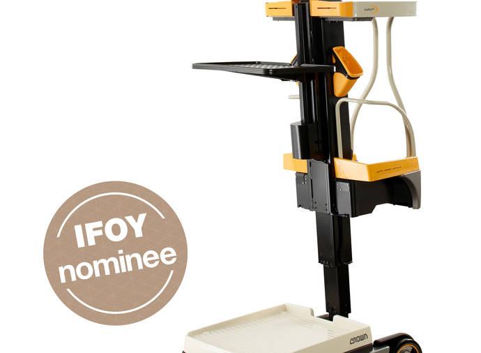 La Wave de Crown consigue una nominación para el premio Ifoy 2017