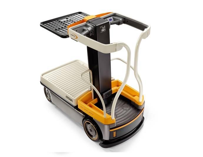 Crown presenta la nueva generación de Work Assist Vehicle