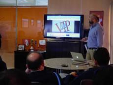 Grupo Vip Car imparte formación sobre redes sociales a sus empleados