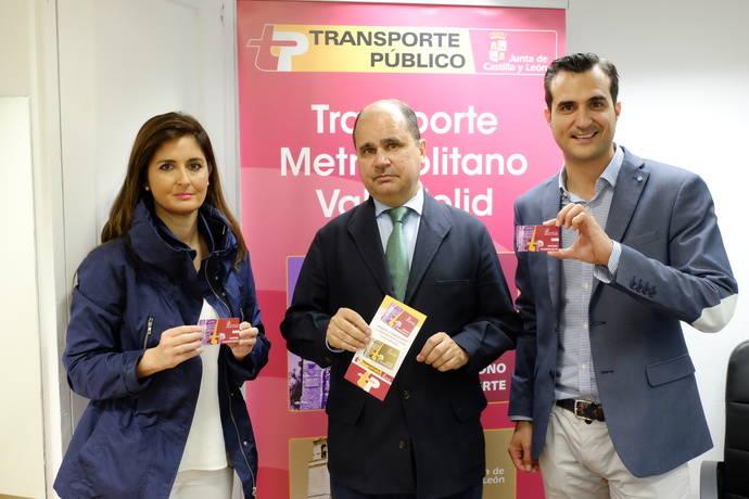 Zaratán y Renedo (Valladolid) prueban las tarjetas del Transporte Metropolitano