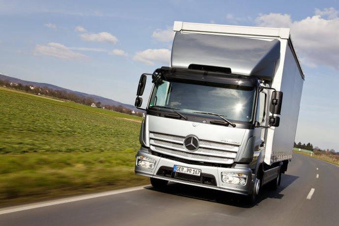 Mercedes-Benz Uptime disponible ahora para el modelo Atego