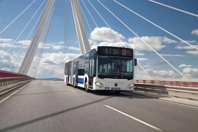 Mercedes Benz entregará hasta 950 autobuses urbanos a la ciudad de Berlín
