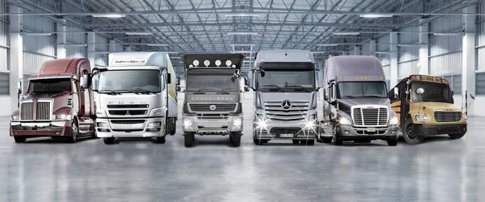 Daimler Trucks avanza hacia el futuro de la conectividad de los vehículos