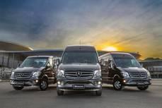 Mercedes celebra 20 año de su Sprinter en Brasil