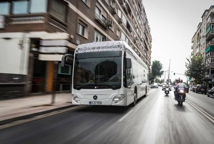 Hamburgo realiza el primer pedido del Mercedes-Benz Citaro eléctrico