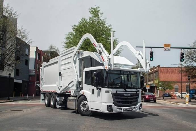 Daimler crea un camión con las especificaciones de Estados Unidos