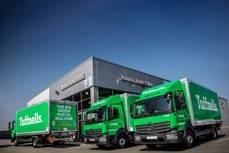 Mercedes Benz presenta el nuevo Big Green