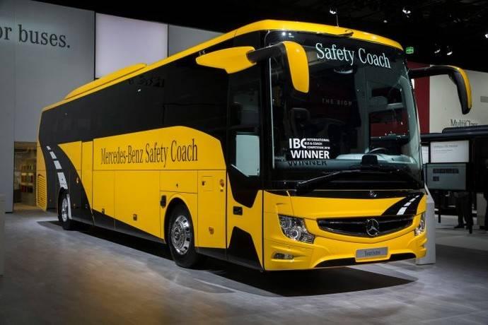 El Tourismo de Mercedes gana el premio IBC