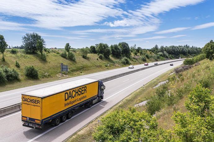 Dachser obtiene un balance anual del pasado 2020 en positivo