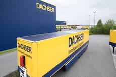 Dachser se plantea como objetivo usar la energía solar en sus vehículos