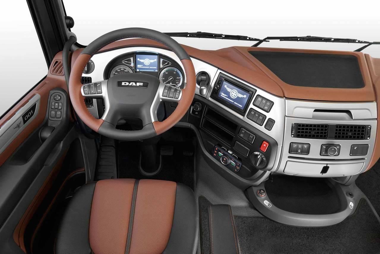 DAF Trucks lleva a cabo la reinvención de su modelo New del XF por su 90 aniversario