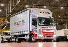 Leyland Trucks fabrica el camión DAF LF número 200.000
