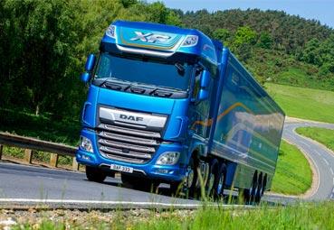 El DAF XF recibe el 'Fleet Truck of the Year' por segundo año consecutivo