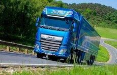 DAF XF, 'Fleet Truck of the Year'.
