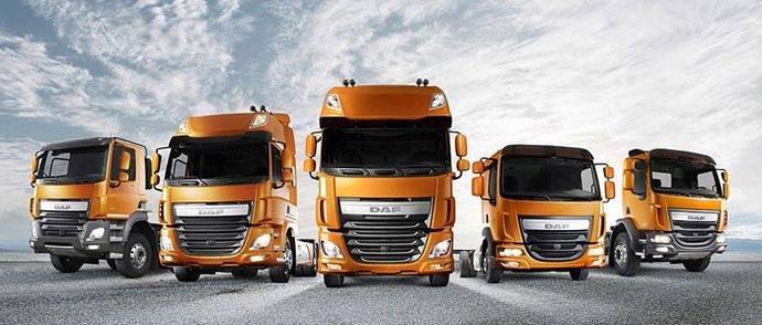 DAF alcanza un 15,3% de cuota de mercado de vehículos pesados en Europa