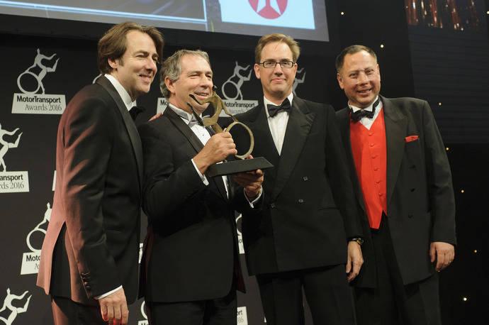 El DAF XF es premiado como 'Fleet Truck of the Year'