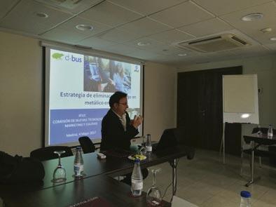 Dbus presenta su estrategia para la reducción del pago en metálico