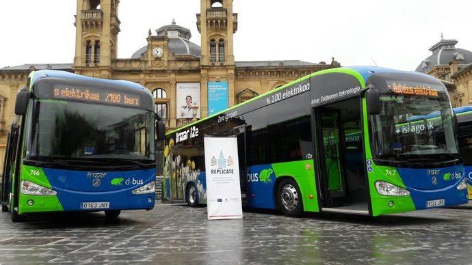 La línea 26 de Dbus reducirá un 65% las emisiones contaminantes anuales