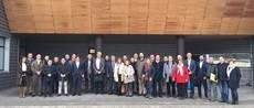 Reunión de Atuc en San Sebastián.