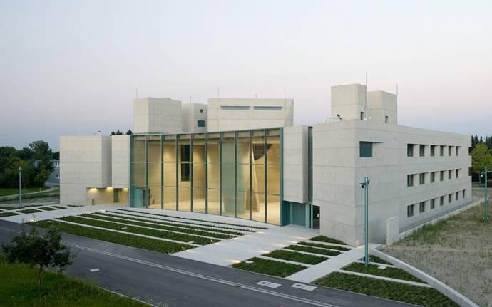 Otro de los centros del sistema Galileo, éste situado en Alemania.