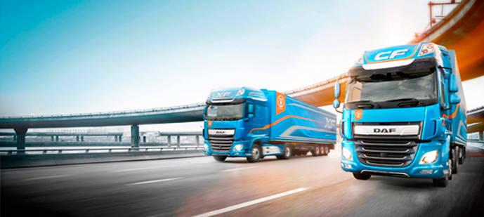 La nueva gama DAF CF y XF ganan el galardón 'International Truck of the Year'