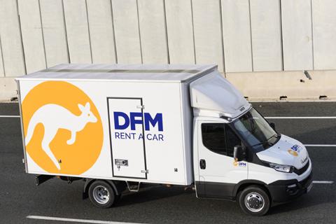DFM Rent a car abrirá dos nuevas delegaciones