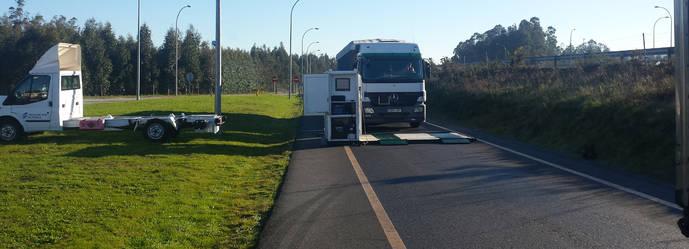 La DGT inicia inspecciones técnicas en carretera a autobuses y camiones