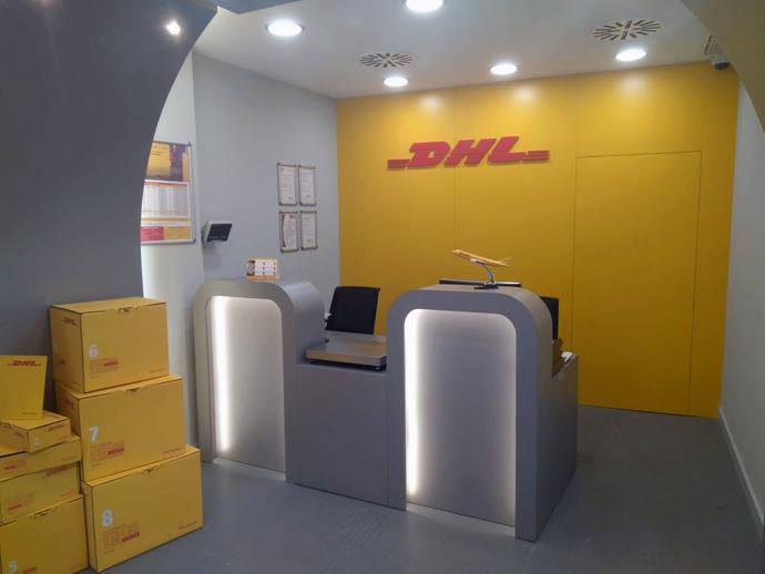 DHL Express inaugura su nuevo punto de venta en Alicante