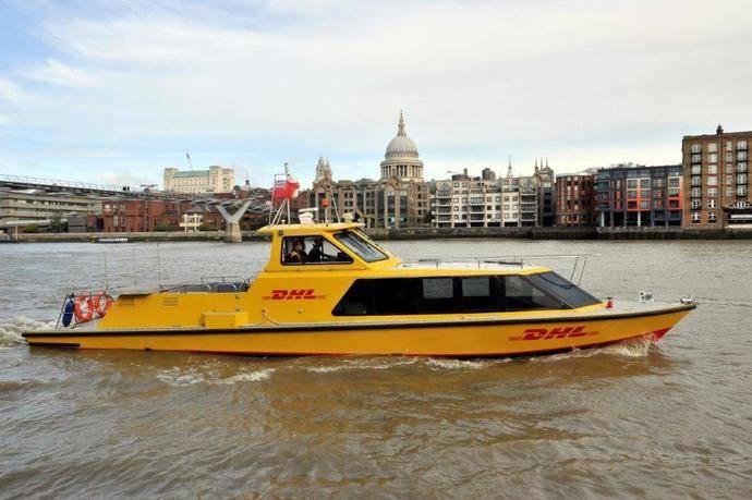 DHL Express da un paso más en la logística urbana, en Londres