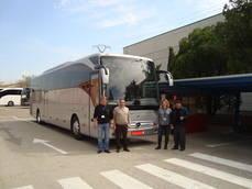Autocares Bonachela recibe un Tourismo 16 RHD/2 de 12,98 metros