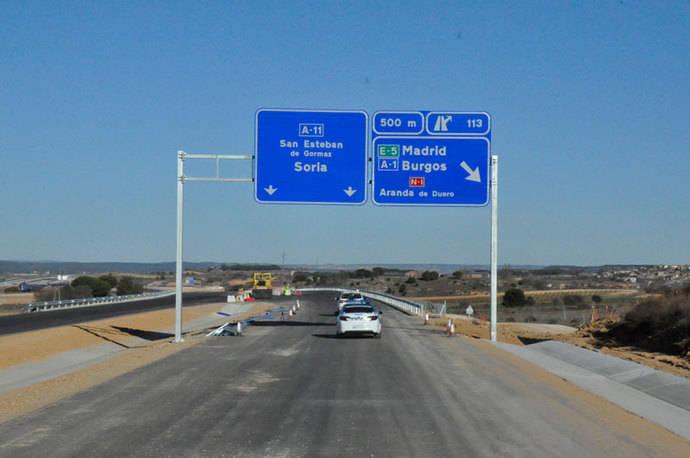 Fomento saca dos nuevas líneas a concurso: Madrid-Aranda de Duero-Burgo de Osma y Aldeanueva del Camino-Madrid