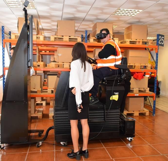 DHL inaugura su primer Centro de Formación Avanzada en España