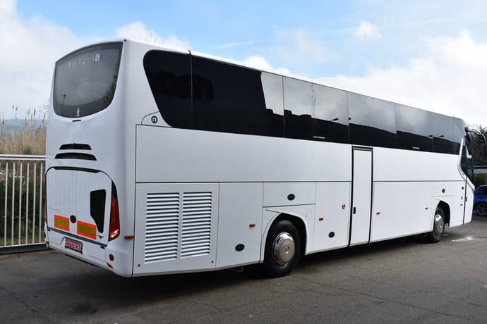 El autocar adquirido por Rahn Star.
