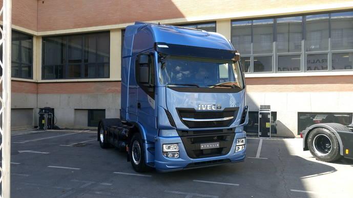 El Iveco Stralis, campeón de costes y emisiones