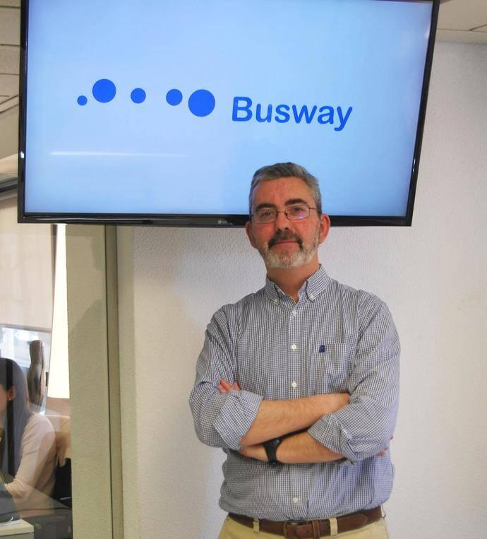 Busway conecta a las agencias con el transporte que necesitan