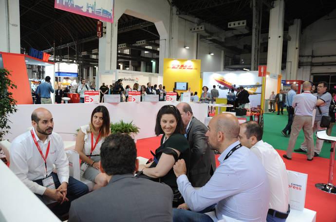 Imagen de uno de los eventos del día del eDelivery Barcelona Expo & Congress.